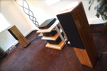 Wilson Benesch - Square Three Loudspeaker - Square Series 2 - art's Excellence - Max Delissen - Manufacturing