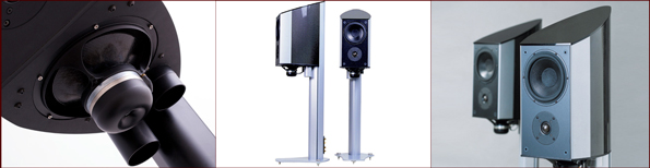 The Wilson Benesch Discovery Loudspeaker - Isobaric - Isotactic Drive Unit