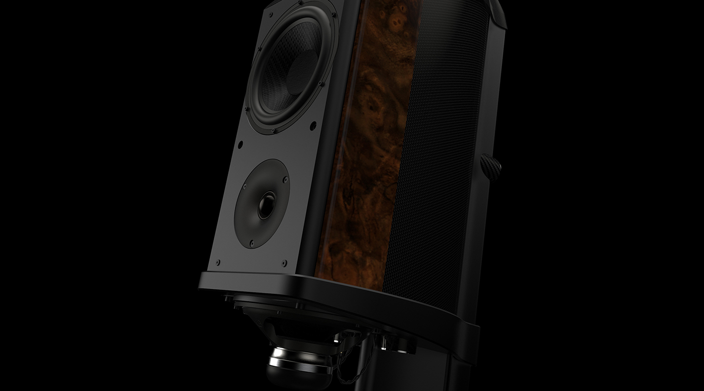 Wilson Benesch - Endeavour - Loudspeakers - High End Audio - Carbon Fiber - Hong
