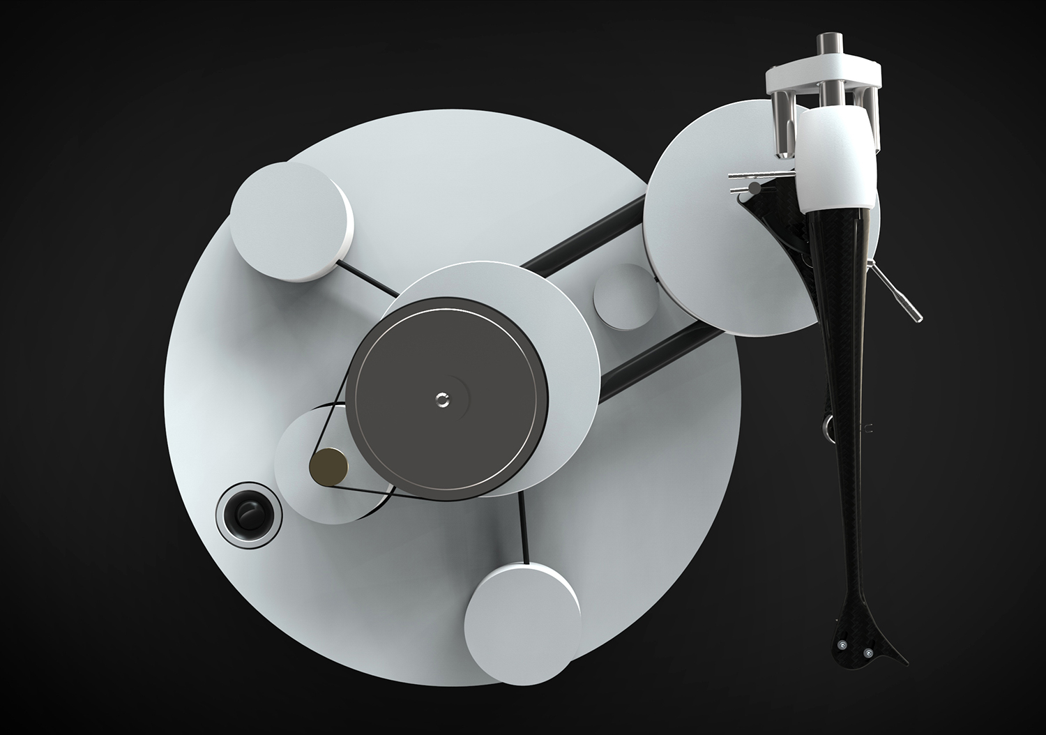 Wilson Benesch - Analogue Collection - 25th Anniversary - Circle 25 Turntable - A.C.T. 25 Tonearm