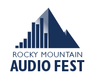 Wilson Benesch - Rocky Mountain Audio Fest - 2014 - Square Series II - Square Five
