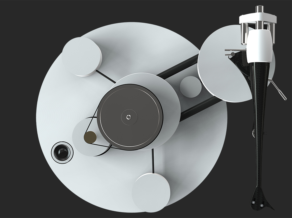 Wilson Benesch Circle 25 Turntable and A.C.T. 25 Tonearm