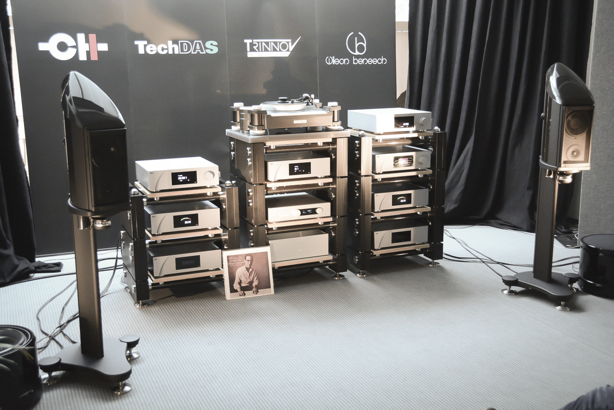 The Endeavour & Torus at the Munich High End 2015
