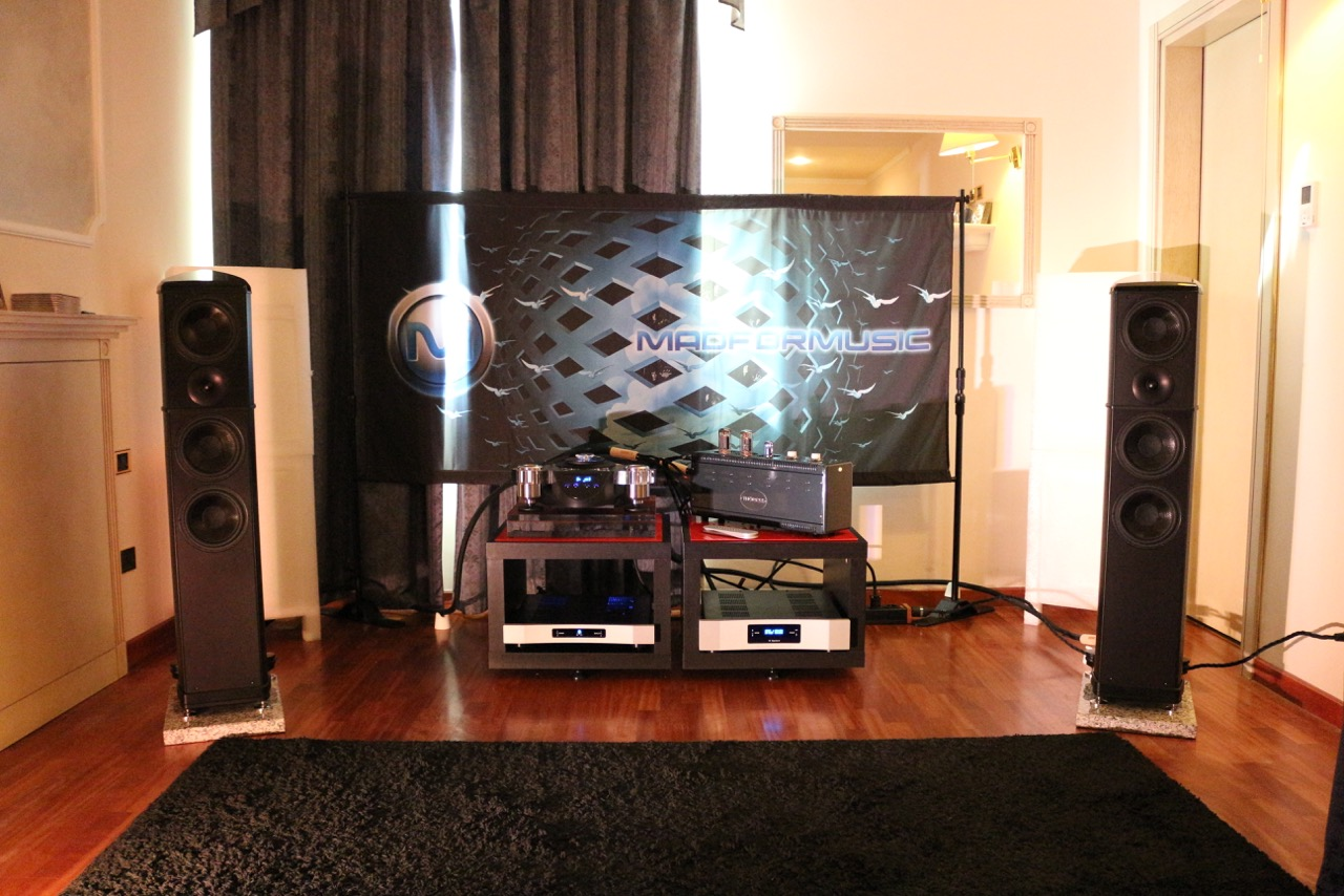 Wilson Benesch - A.C.T. One Evolution - Loudspeaker - Carbon Fibre - Geometry Series - HIFI - 2015
