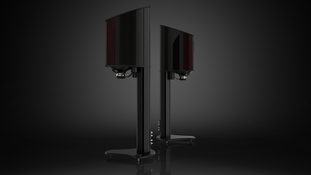 Wilson Benesch - Discovery II - Standmount - Loudspeaker - Carbon Fibre Composite - Bristol - Sound & Vision - 2016