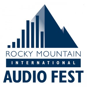 Wilson Benesch reference loudspeaker Eminence at Rocky Mountain Audio Fest. Denver Colorado 2018