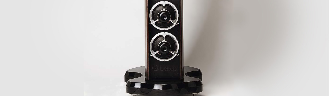 The Wilson Benesch Bishop Loudspeaker featuring the Tactic drive unit