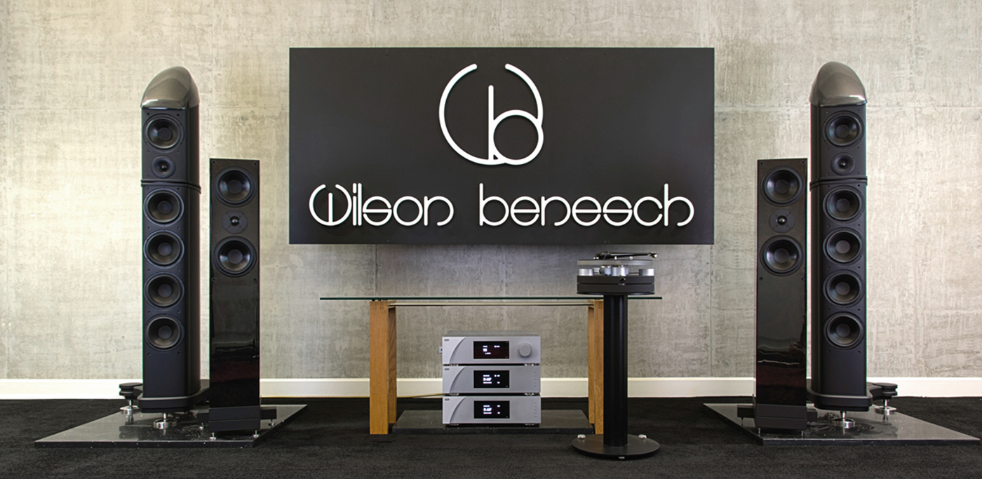 Wilson Benesch flagship products at the AMRC, Sheffield