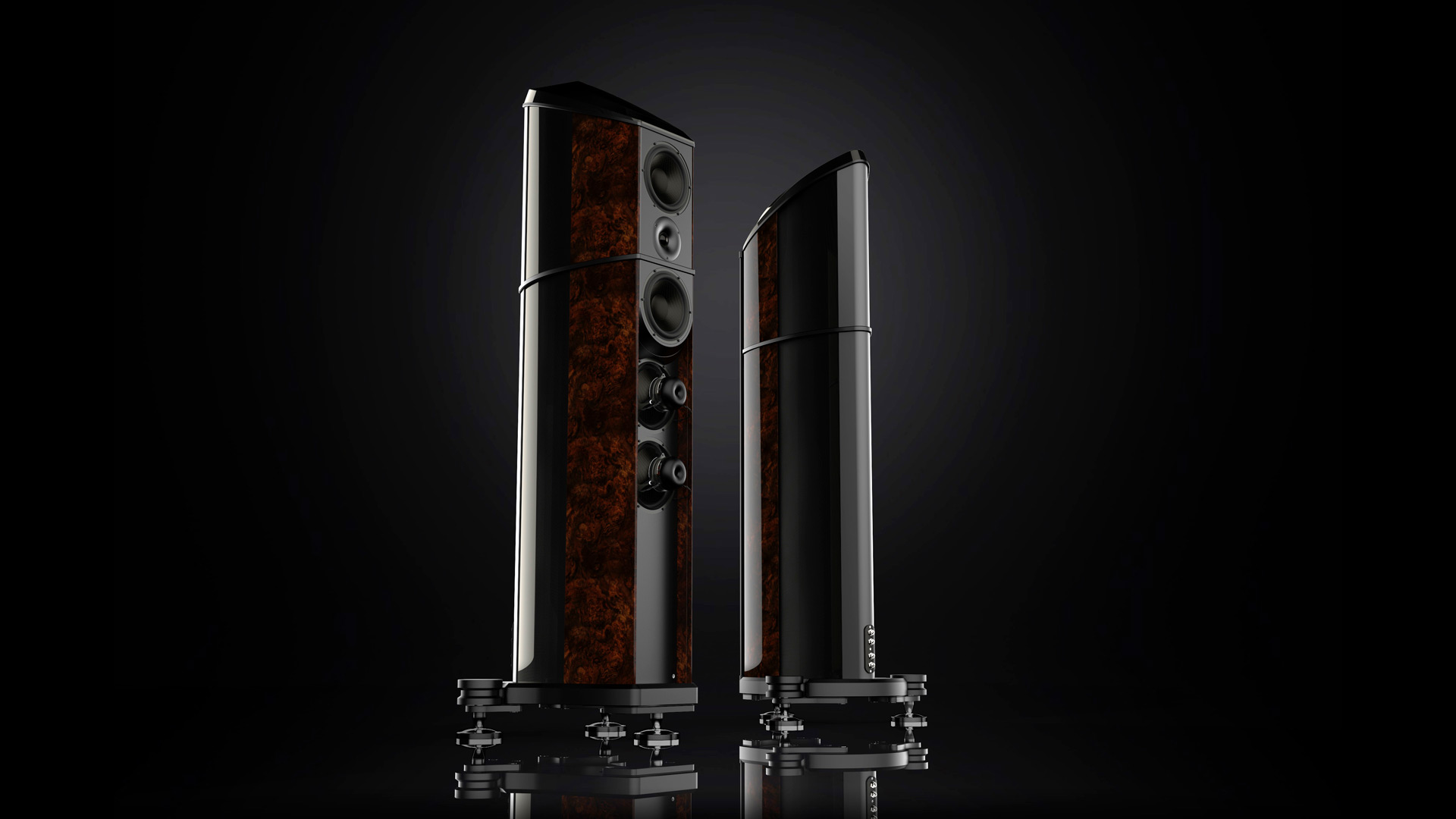 Geometry Series Resolution Loudspeaker launches at Munich HIGH END in May and Los Angeles Audio Show in June