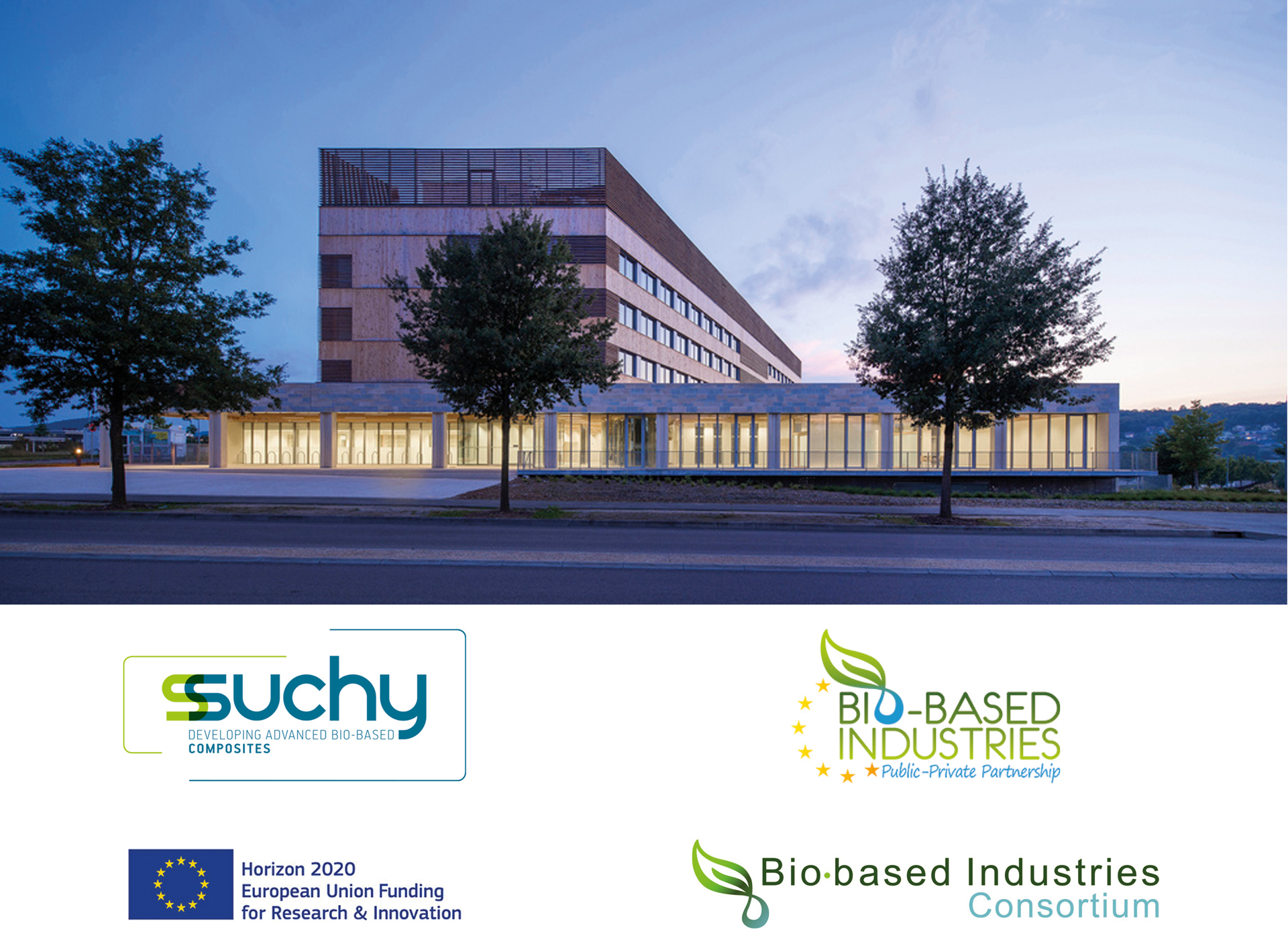 Wilson Benesch Collaborative Research & Development Project with SSUCHY into Biocomposites and Bio-Based Polymers