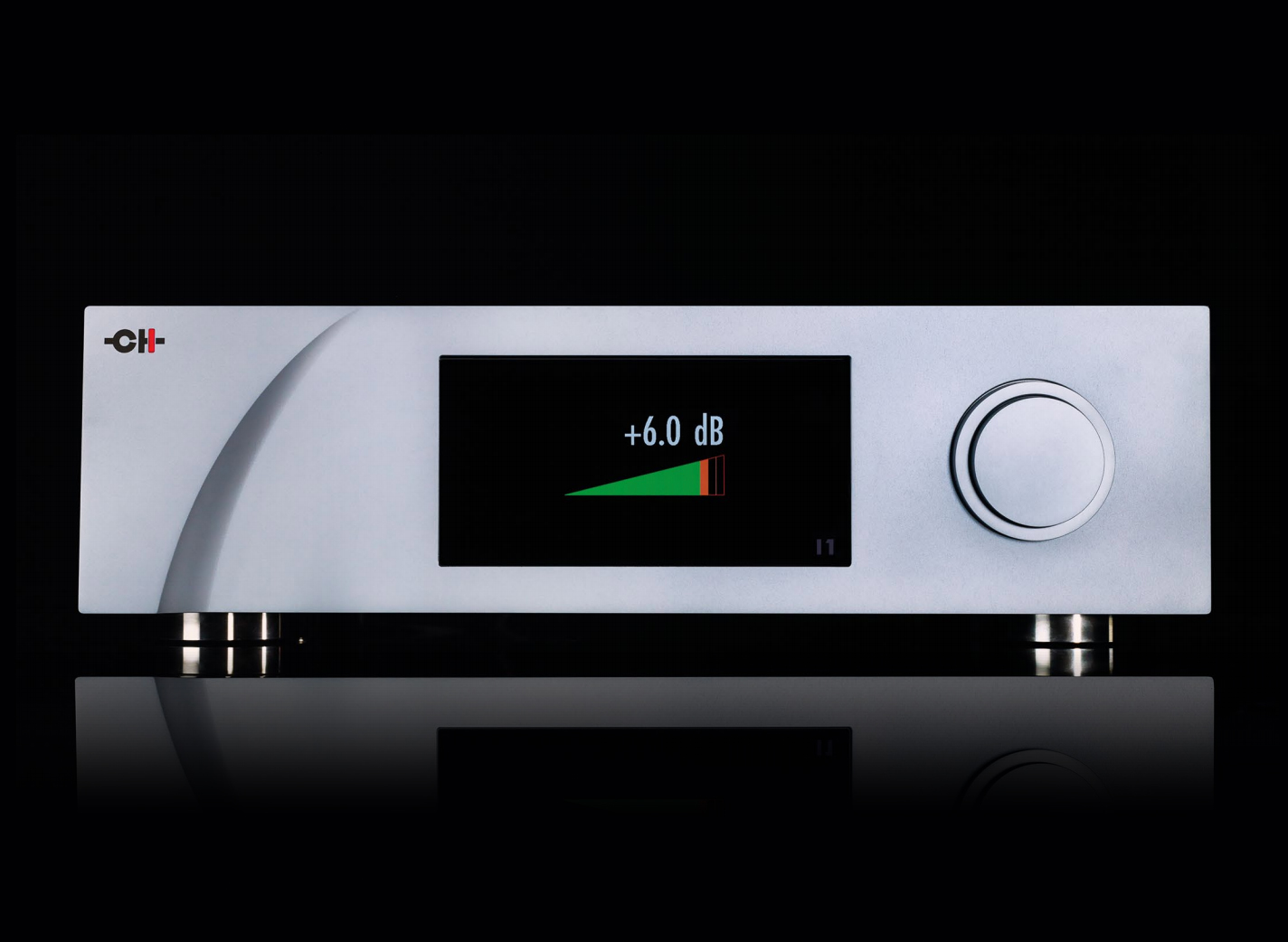 Wilson Benesch will demonstrate the new CH Precision I1 integrated amplifier for the first time in the U.K. at 'Sound & Vision' The Bristol Show