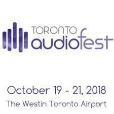 Wilson Benesch High End Audio Canada Toronto Audio Fest 2018