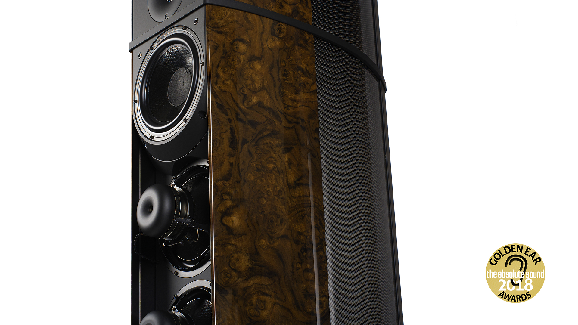 Resolution - Loudspeaker - Carbon Fibre - HIFI - Music - High End Audio - Absolute Sound - Golden Ear - USA - Award - British