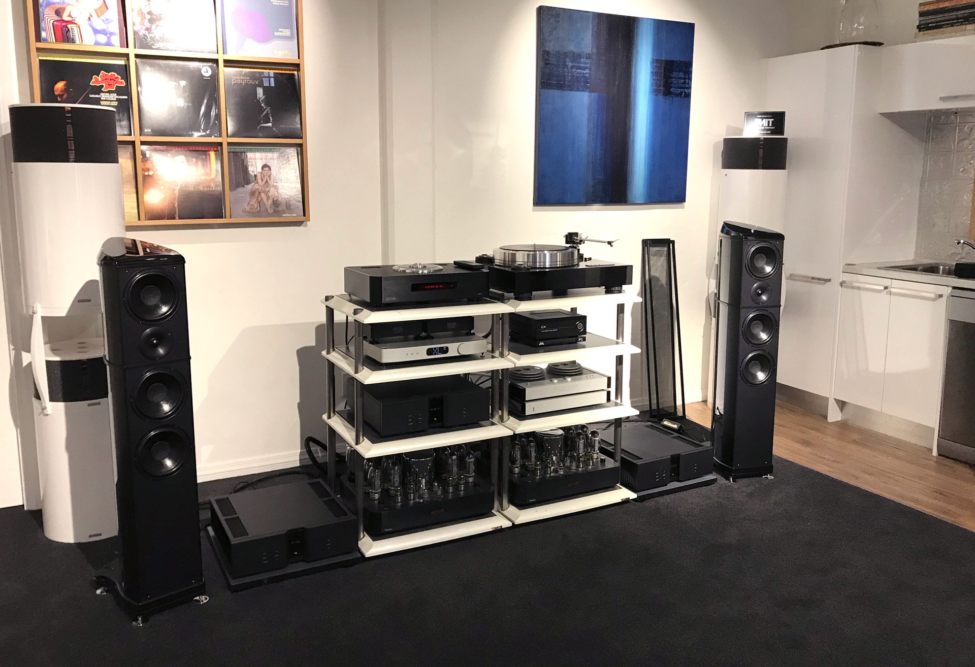 Wilson Benesch - Audio Reference - Importer - New Zealand - Loudspeakers - Turntables - HIFI Racks