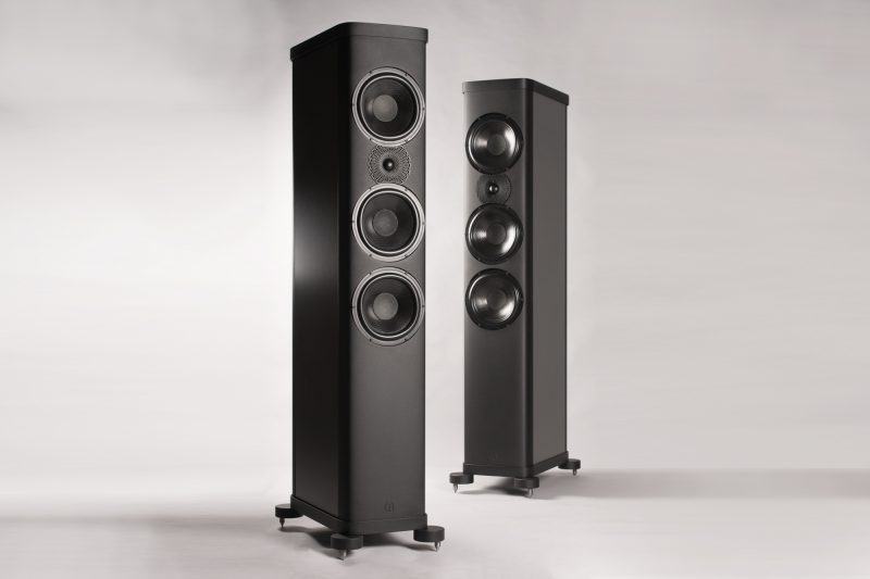 Precision Series - P3.0 - Floorstanding Loudspeaker - Wilson Benesch - British Audio Design