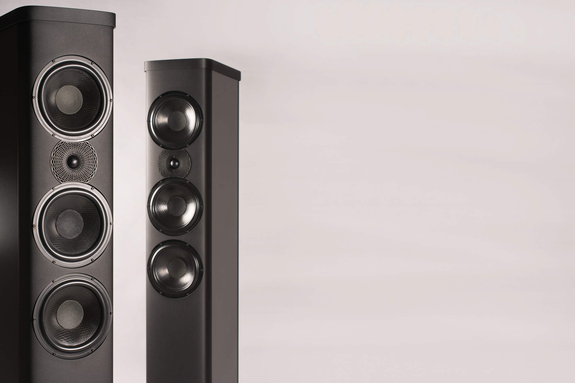 P3.0 floorstanding loudspeaker - Precision Series - Wilson Benesch - Contemporary British Design
