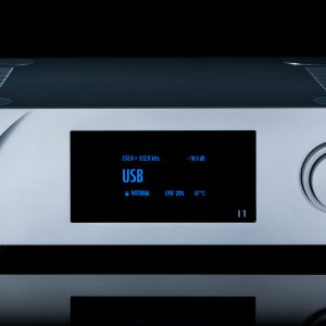 CH Precision I1 Integrated Amplifier at The Bristol Show