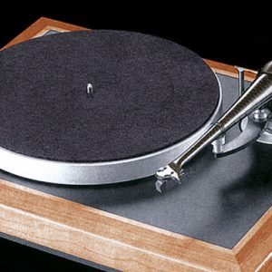 Wilson Benesch marks its 30th Anniversary with a Special presentation of the original Wilson Benesch Turntable